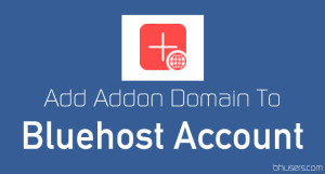 A Complete Guide to Add Addon Domain to Bluehost Account