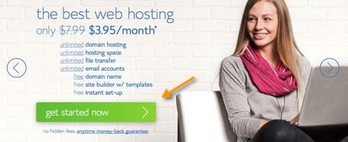 Buy Webhosting