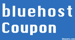 Bluehost Coupon: Maximum Deal For New SignUp – 2016