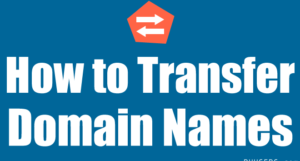 How To Transfer Primary Domain Away from Bluehost
