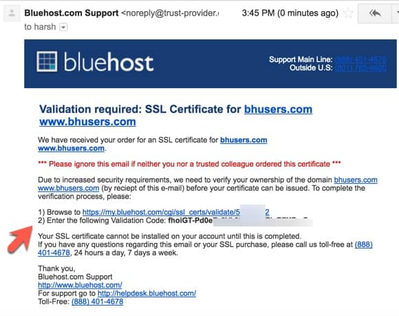 how to install free ssl certificate on bluehost & move wordpress ...