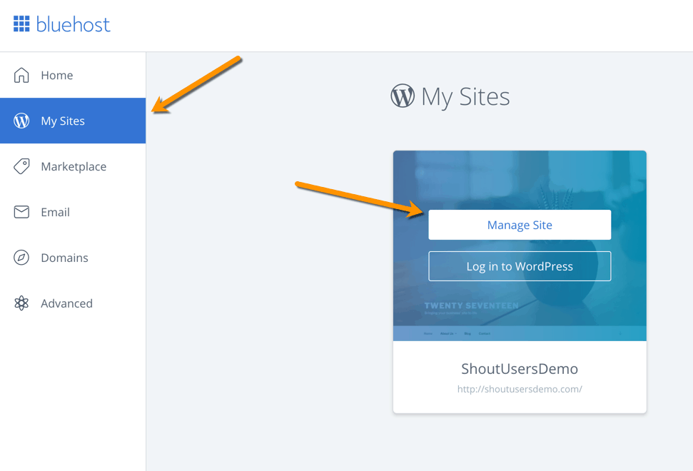 How To Install Free Ssl Certificate On Bluehost Move Wordpress
